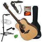 Yamaha FG800 Acoustic Guitar - Natural GUITAR ESSENTIALS