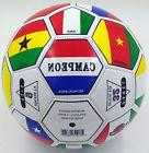 Fifa World Cup Soccer Ball International Country Flags Size