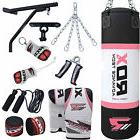 RDX 4FT Ladies Filled Heavy Punching Bag Women Punch Boxing