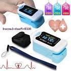 OLED Fingertip Finger Pulse Oximeter SpO2 Blood Oxygen PR