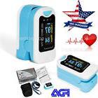Fingertip Pulse Oximeter Spo2 Monitor Pulse Rate Oxygen