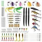 Fishing Lures Baits Tackle Box BEST BASS Jig Heads Rubber