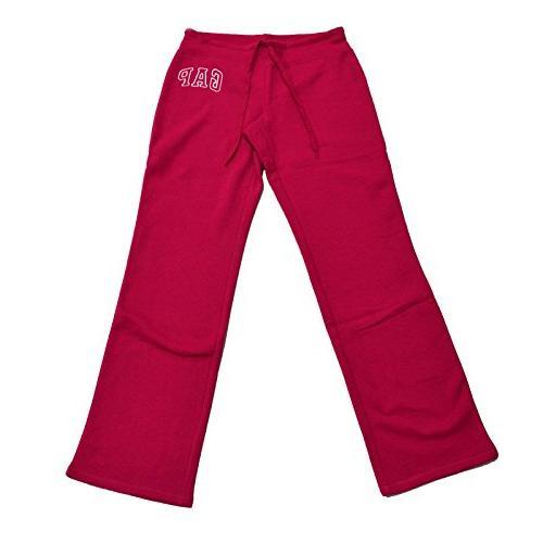 Gap Womens Fleece Arch Logo Sweatpants
