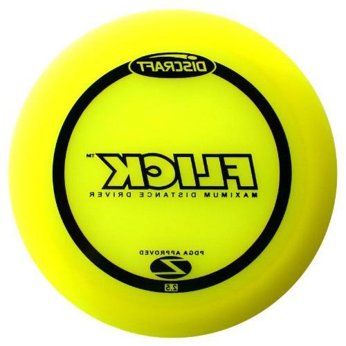 Discraft Flick Elite Z Golf Disc, 173-174 grams