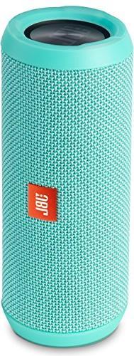 JBL Flip 3 Splashproof Portable Bluetooth Speaker - Red