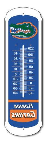 "Florida Gators 27"" Metal Thermometer"