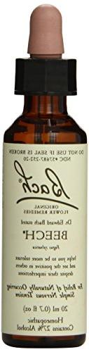 Bach Original Flower Remedies Supplement, Beech, 20 ml, 0.7