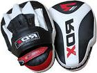 RDX Focus Pads Hook & Jab Mitts Kick Boxing MMA Strike Punch
