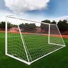 10x6.5ft Full Size Football Soccer Goal Post Net Sports
