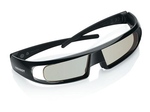 TOSHIBA FPT-AG02 FPTAG02 ACTIVE 3D GLASS SEALED