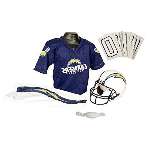 Franklin Sports FRA-15700F27-Y1 San Diego Chargers Youth NFL