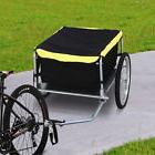 New Frame Bicycle Bike Cargo Trailer Cart Carrier Shopping