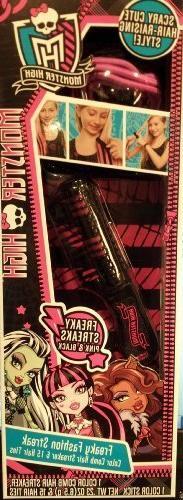 Monster High Freaky Fashion Streaks  & 15 Hair Ties