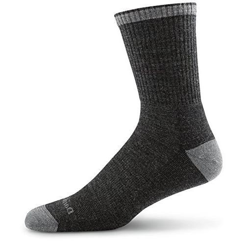 Darn Tough Fred Tuttle Cushion Micro Crew Socks - Men's Sand