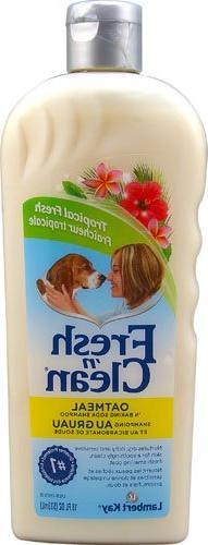 Lambert Kay Fresh 'N Clean® Oatmeal 'N Baking Soda Shampoo