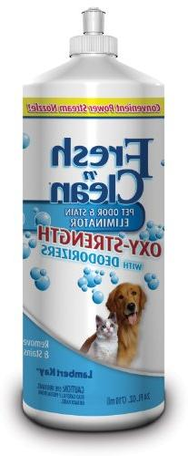 Lambert Kay Fresh 'N Clean Oxy-Strength Pet Odor and Stain