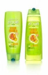 Garnier Fructis Shampoo & Conditioner Set Sleek & Shine