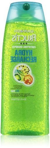 Garnier Fructis Hydra Recharge Shampoo for All Hair Types,