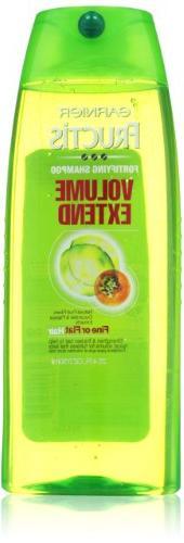 Garnier Fructis Volume Extend Shampoo for Fine or Flat Hair