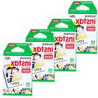 40pc Fuji Instax Mini Instant Film For Fujifilm 7 7s 8 25 50