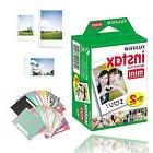 Fuji Instax White 20 Film For Fujifilm Mini 8 90 70 50s 25