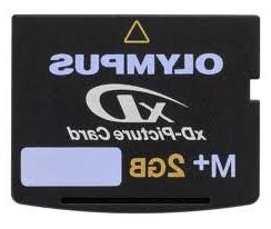 Olympus E-510 Digital Camera Memory Card 2GB xD-Picture Card