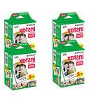80 Sheets Fujifilm Instax Instant Mini Film for Fuji 25 50s