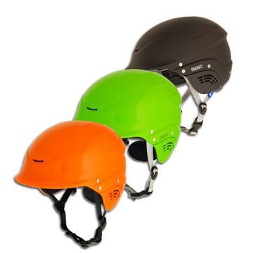 Shred Ready Standard Fullcut Kayak Helmet-SafetyOrange