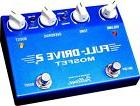 Fulltone FULLDRIVE2 Mosfet Overdrive Guitar Effects Pedal