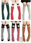 Fun Sock For Girls Animal For Kids Knee High For Boots Cute