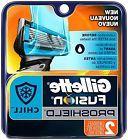 Gillette Fusion5 ProShield Chill Razor Blades for Men