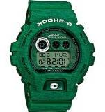 Casio G-Shock Men's GDX6900HT Green Watch GDX6900HT-3