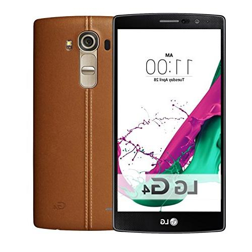 LG G4 H815 Factory Unlocked Cellphone, International Version
