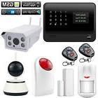 G70 G90B APP WiFi Internet GSM Wireless Home Security Alarm