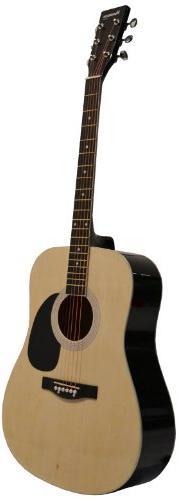 Huntington GA41PS-NT Acoustic Guitar Dreadnaught Steel
