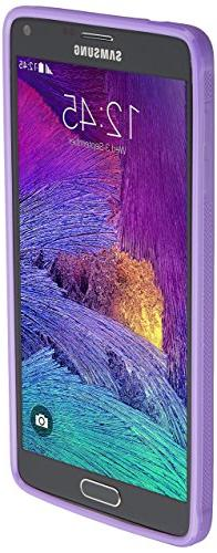Galaxy Note 4 case, Nupro Lightweight Projective Bumper Case