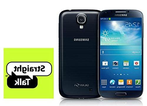Samsung Galaxy S4, Black 16GB