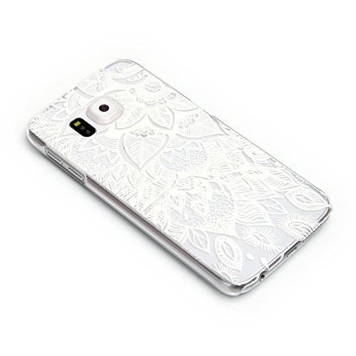 Galaxy S6 Case,  i-BlasonClear  Samsung Galaxy S6 Hybrid