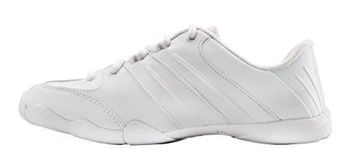 Nfinity Game Day Cheer Shoe , White, 6