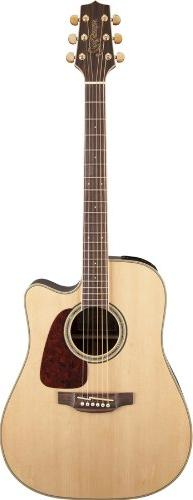 Takamine GD71CE-NAT Dreadnought Cutaway Acoustic-Electric