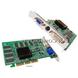 Nvidia GeForce2 Rev:1.0A 64MB MX400 AGP Card MS-8837 VGA-DVI-TV Out Video Card