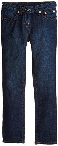 True Religion Boys' Geno Relaxed Slim, Antique, 16