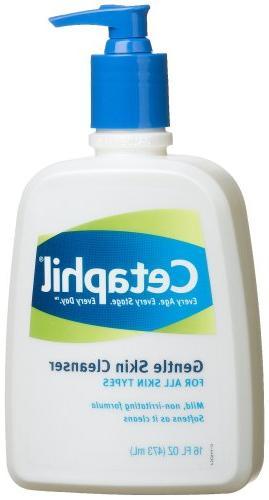Gentle Skin Cleanser, 8 Oz