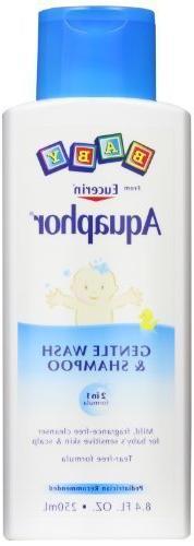 Aquaphor Baby Gentle Wash & Shampoo Tear Free, Fragrance
