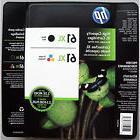2-PACK HP GENUINE 61XL Black & 61XL Tri-Color Ink  OFFICEJET