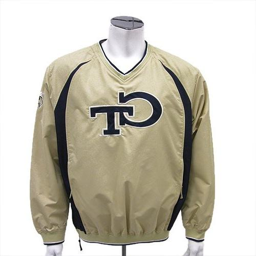 Georgia Tech Hardball Wind Jacket - Small