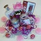 Gift Basket Mom Chocolates Rose Soap Petals Candle Japanese