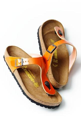 Birkenstock Gizeh Oiled Leather Sandal - Women's Habana