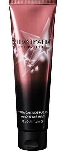 Melanie Mills Hollywood Moisturizing Gleam Body Radiance -