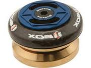 Box Glide Carbon Integrated Headset Blue 1-1/8 Bx-Hs14Gc118-